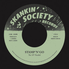 """The 18th Parallel - Stamp 'N' Go - 7"""" Vinyl"""
