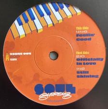 "Soul Supreme - Feelin' Good / Officially In Love / Still Shining - 7"" Vinyl"