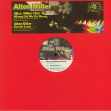 """Alton Miller - Where Did We Go Wrong - 12"""" Vinyl"""
