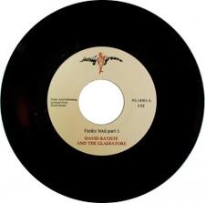"""David Batiste & The Gladiators - Funky Soul - 7"""" Vinyl"""