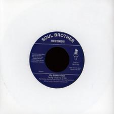 """Big Brooklyn Red - Taking It Too Far - 7"""" Vinyl"""