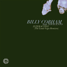 "Billy Cobham - Interactive (The Louie Vega Remixes) - 12"" Vinyl"