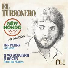 """El Turronero - New Hondo - 7"""" Vinyl"""