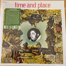 Lee Moses - Time And Place - LP Colored Vinyl