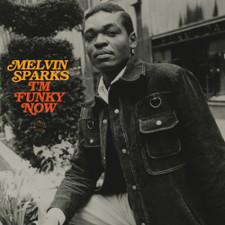 Melvin Sparks - I'm Funky Now - LP Vinyl