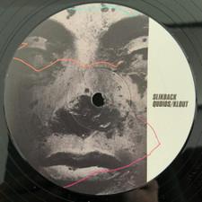 """Slikback - Quoios / Klout - 12"""" Vinyl"""