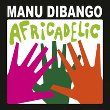 Manu Dibango - Africadelic - LP Vinyl