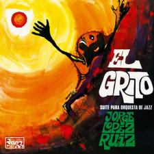Jorge Lopez Ruiz - El Grito (Suite Para Orquesta De Jazz) - LP Vinyl