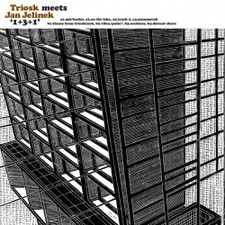 Triosk Meets Jan Jelinek - 1+3+1 - LP Vinyl