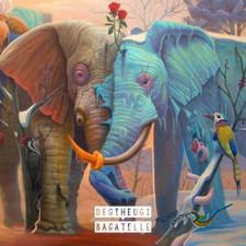Degiheugi - Bagatelle - 2x LP Vinyl