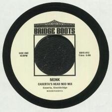 """Caserta - Monk - 7"""" Vinyl"""