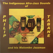 Phillip Tababe & His Malombo Jazzman - The Indigenous Afro-Jazz Sounds Of.. - LP Pink Vinyl