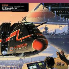 B12 - Time Tourist - 2x LP Colored Vinyl