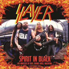 Slayer - Spirit In Black - LP Vinyl