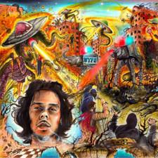 UFO Fev & Vanderslice - Enigma Of Dali - LP Vinyl