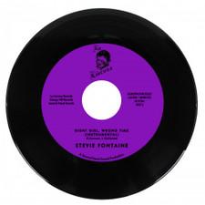 "Stevie Fontaine - Right Girl, Wrong Time - 7"" Vinyl"