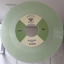 "The Altons - Gotcha / Maldito - 7"" Colored Vinyl"