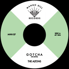"The Altons - Gotcha / Maldito - 7"" Vinyl"