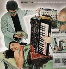 Add N To (X) - On The Wires Of Our Nerves RSD - 2x LP Colored Vinyl