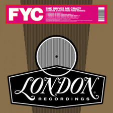 "Fine Young Cannibals - She Drives Me Crazy (Cerrone & Dimitri From Paris Remixes) RSD - 12"" Vinyl"