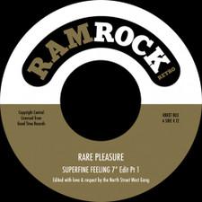"""Rare Pleasure - Superfine Feeling RSD - 7"""" Vinyl"""