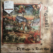 DJ Muggs the Black Goat - Dies Occidendum - LP Brown Vinyl