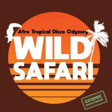 Various Artists - Wild Safari: Afro Tropical Disco Odyssey - LP Vinyl