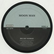 "Moon Man (Boo Williams) - Big Fat Woman - 12"" Vinyl"