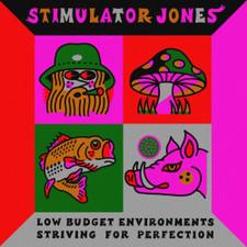 Stimulator Jones - Low Budget Environments Striving For Perfection - LP Vinyl
