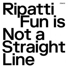Ripatti - Fun Is Not A Straight Line - LP Vinyl