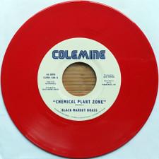 "Black Market Brass - Chemical Plant Zone - 7"" Colored Vinyl"