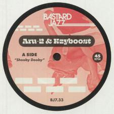 """Aru-2 & Kzyboost - Shooby Dooby / Boost Step - 7"""" Vinyl"""