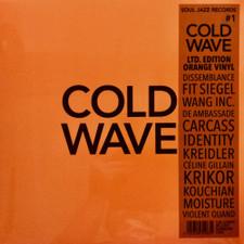 Various Artists - Cold Wave #1 - 2x LP Colored Vinyl