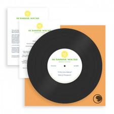 """Francois K / J. Lessard - I Feel Love Medley / Faster & Faster - 10"""" Vinyl"""