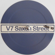 """Unknown Artist - Saxon Street Ep - 12"""" Vinyl"""