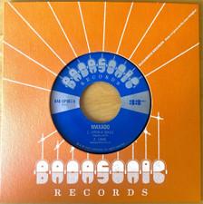 """Maxado - Upon A Smile - 7"""" Vinyl"""