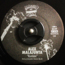"Alex Malajunta - Rumbon - 7"" Vinyl"