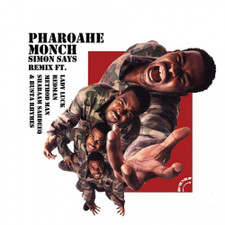 "Pharoahe Monch - Simon Says Remix - 7"" Vinyl"