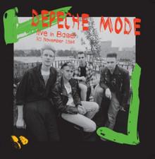 Depeche Mode - Live In Basel - LP Vinyl