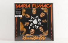 Banda Black Rio - Marisa Fumaca - LP Vinyl