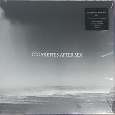 Cigarettes After Sex - Cry (Deluxe Edition) - LP Vinyl