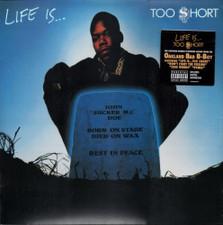 Too $hort - Life Is… - LP Vinyl