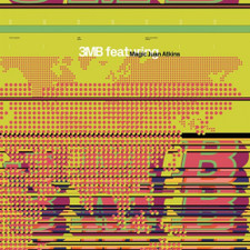 3MB feat. Magic Juan Atkins - 3MB feat. Magic Juan Atkins - 2x LP Vinyl