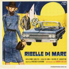 Sandro Galileo & Eraserhood Sound - Ribelle Di Mare - LP Vinyl