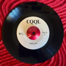 "Boy Dude / Mickey De Grand IV - Cosmic Lines / Geraldine - 7"" Vinyl"