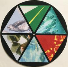 Boards Of Canada - Hexagon - Single Slipmat
