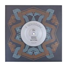 """J. Sparrow - Behold / Paradise Bird - 7"""" Vinyl"""