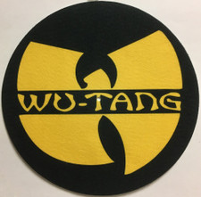Wu-Tang Clan - Logo - Single Slipmat