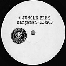 "Margaman - Jungle Trek - 12"" Vinyl"