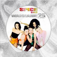"Spice Girls - Wannabe 25 - 12"" Picture Disc Vinyl"